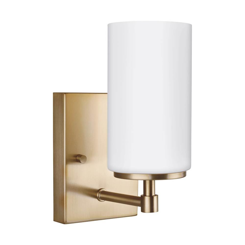 Generation Lighting One Light Wall / Bath Sconce