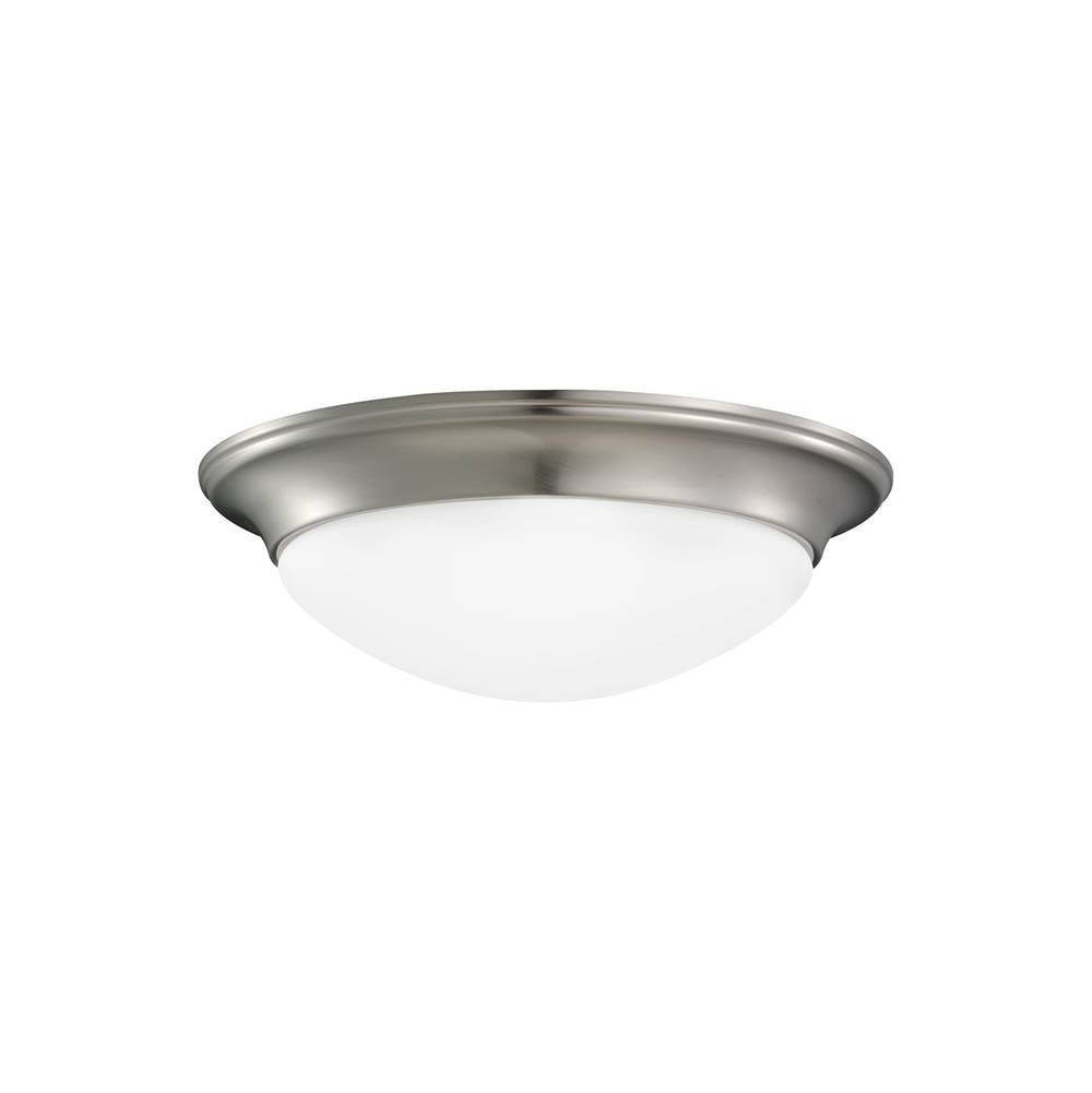 Generation Lighting Two Light Ceiling Flush Mount