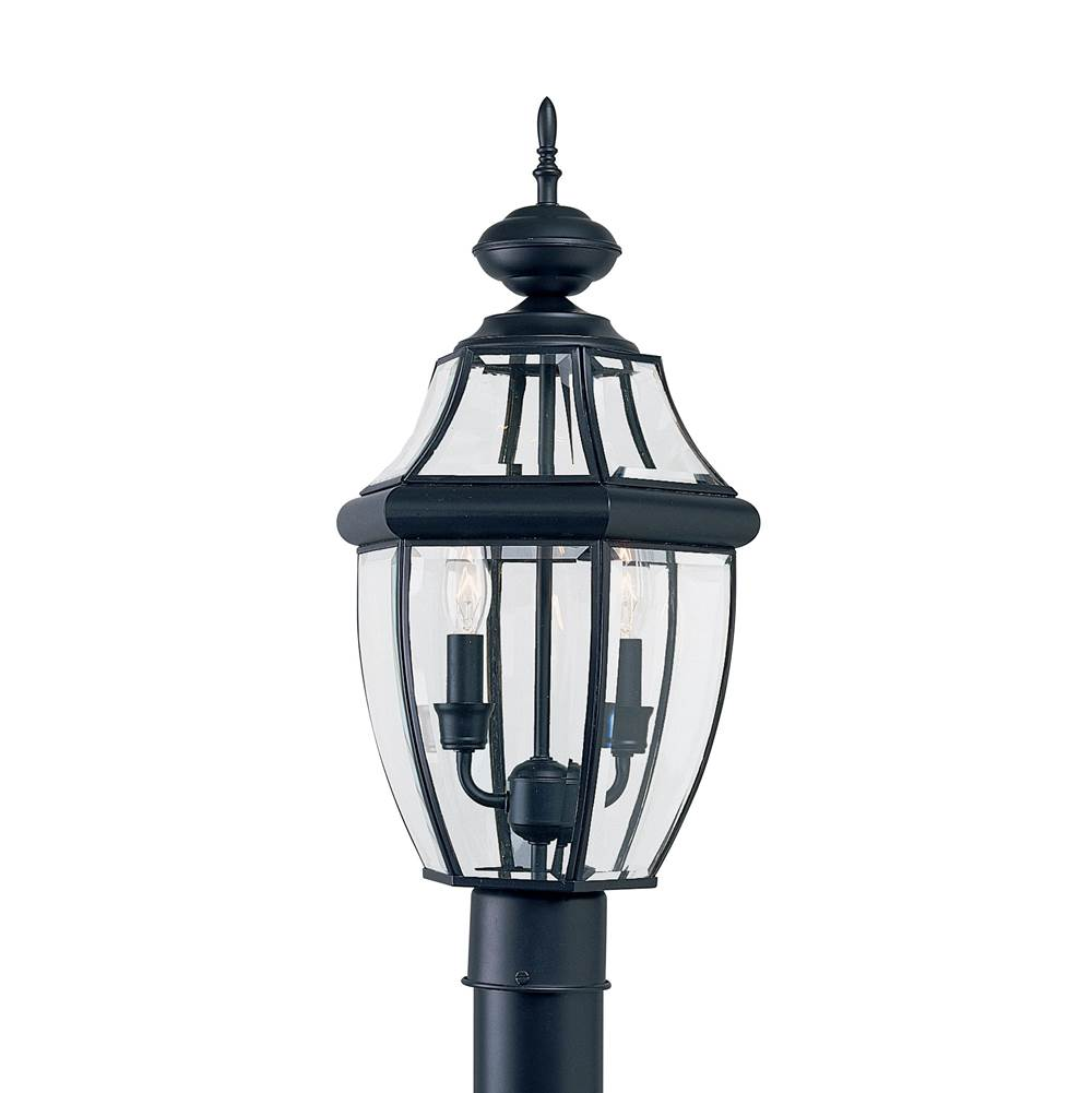 Generation Lighting Two Light Outdoor Post Lantern