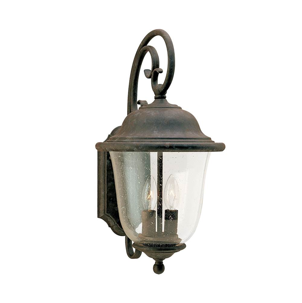 Generation Lighting Two Light Outdoor Wall Lantern
