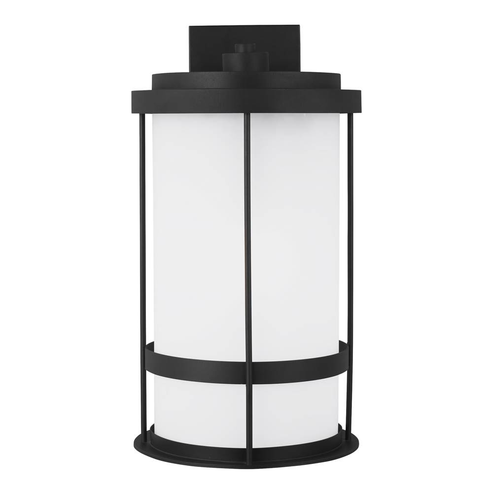Generation Lighting Extra Large One Light Outdoor Wall Lantern