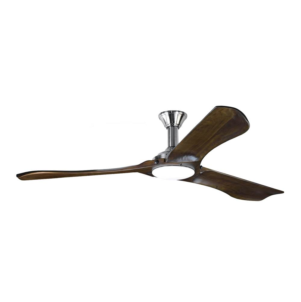 Monte Carlo Fans 72In Minimalist Max - Brushed Steel