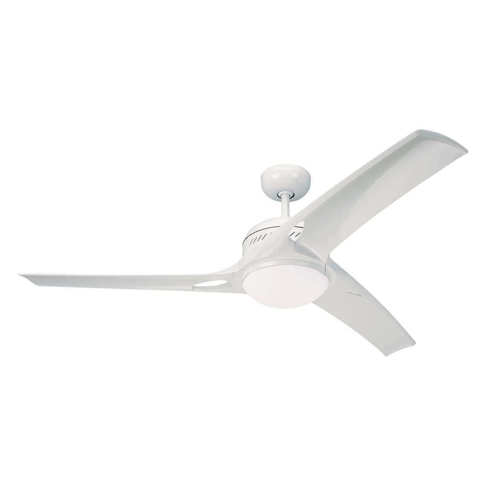 Monte Carlo Fans 52'' Mach One Fan - White