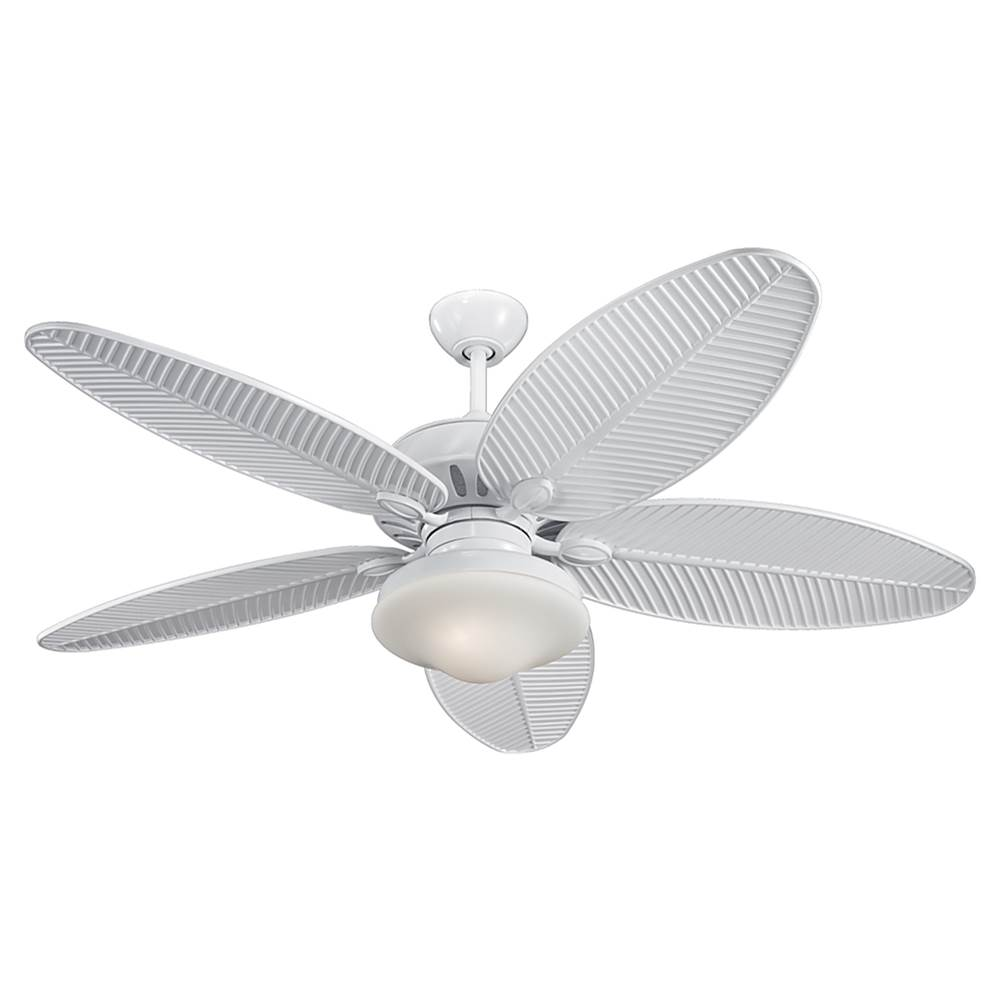 Monte Carlo Fans 52'' Cruise Outdoor Fan -White (Wet Rated)