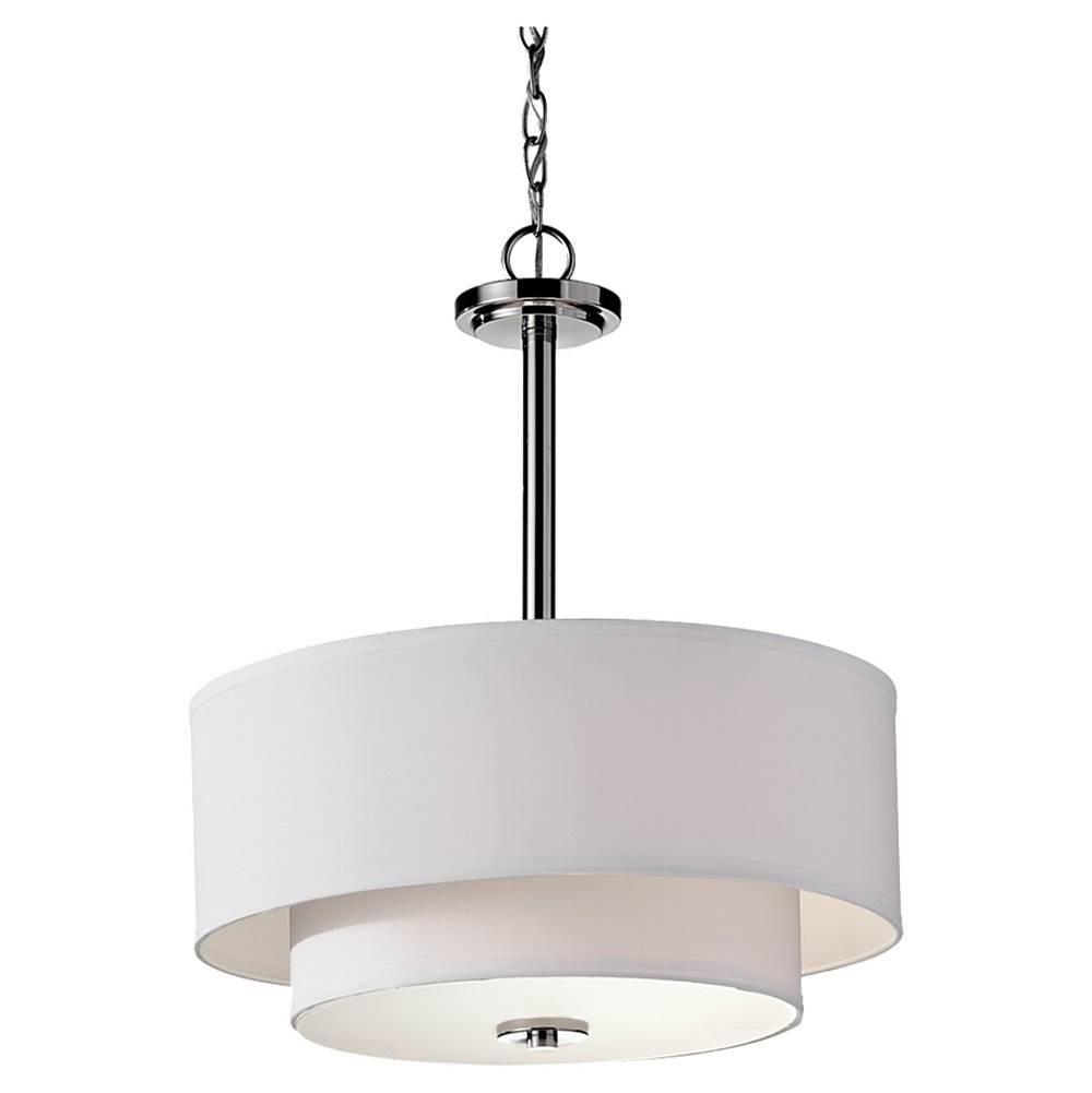 Feiss Lighting F2770 3pn 3 Light Pendant