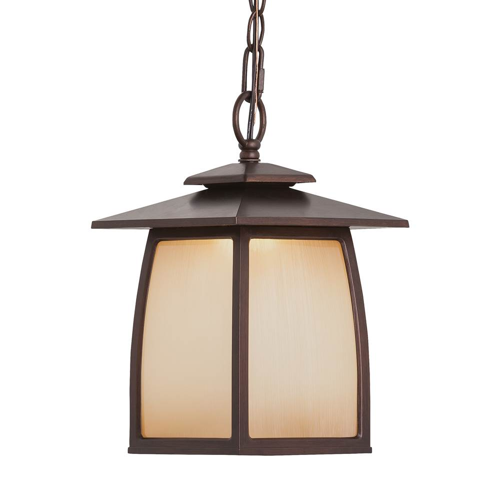 Feiss Lighting Ol8511sbr Led At Sea Gull Mission Pendants Outdoor Lights In A Decorative Sorrel Brown Finish