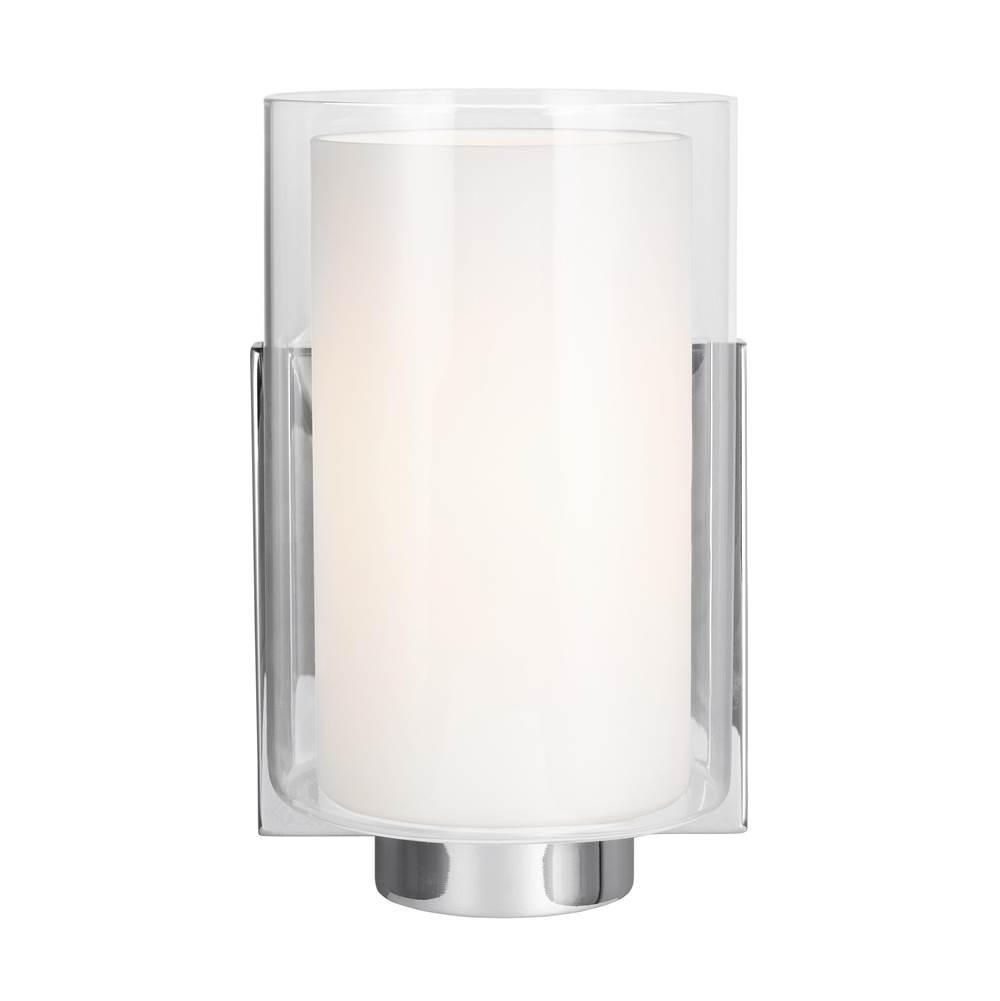 Wall Lighting Bathroom Lights One Light Vanity | Sea Gull Lighting Store