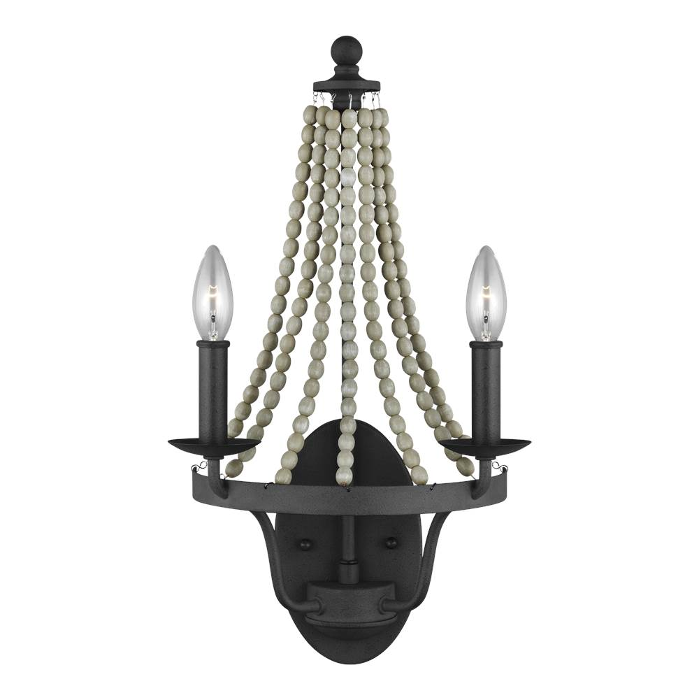 Feiss Lighting WB1875DWZ/DWG at Sea Gull Lighting Store Traditional ...