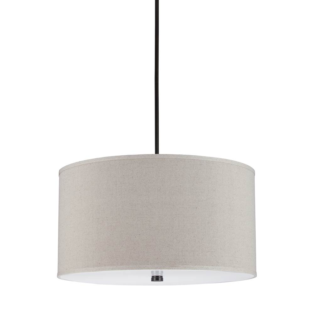 contemporary drum lighting. Exellent Contemporary Sea Gull Lighting 65262710 At Store Contemporary Drum  Pendants Pendant In A Decorative Burnt Sienna Finish On 2
