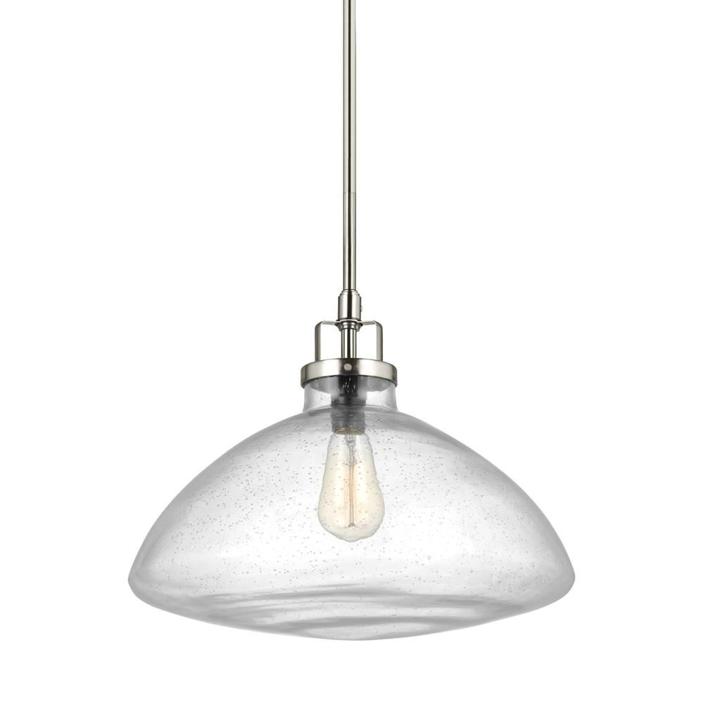 sea gull lighting at sea gull lighting store none pendant lighting in a decorative brushed nickel finish - Sea Gull Lighting