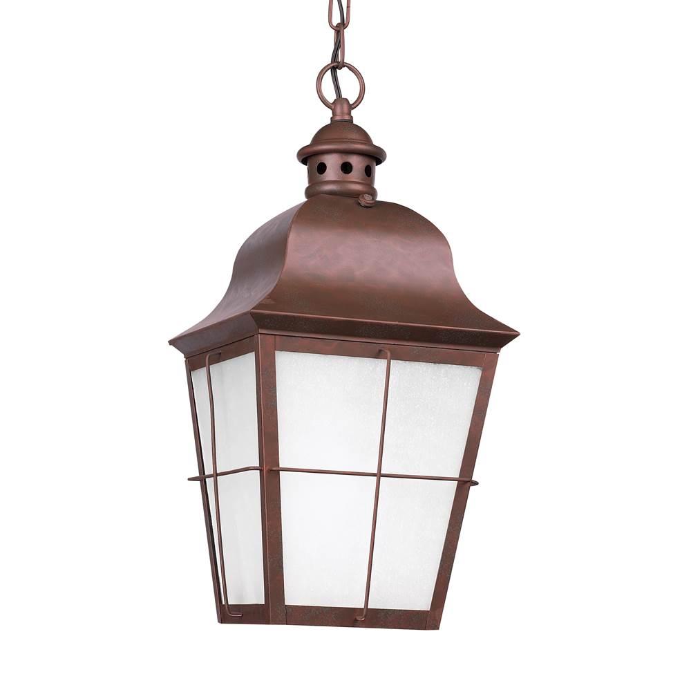 Outdoor lighting outdoor lights pendants traditional lighting 38400 606291s 44 sea gull lighting led outdoor pendant aloadofball Images