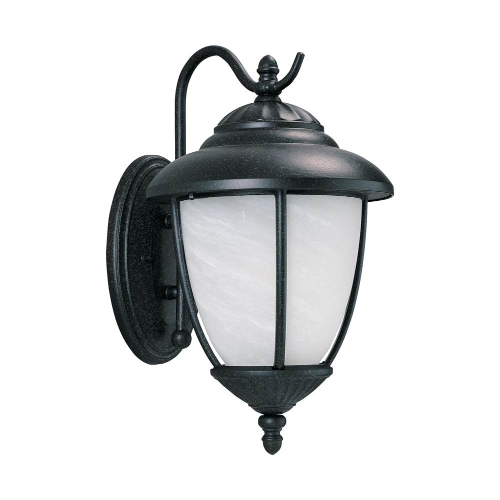 Sea gull lighting 84050 185 one light outdoor wall lantern