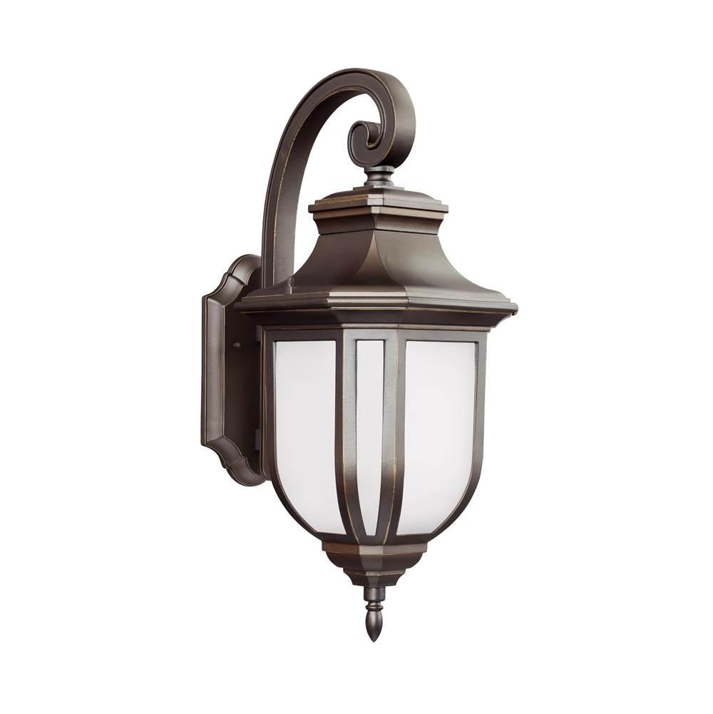 Sea gull lighting 8736301en3 71 large one light outdoor wall lantern