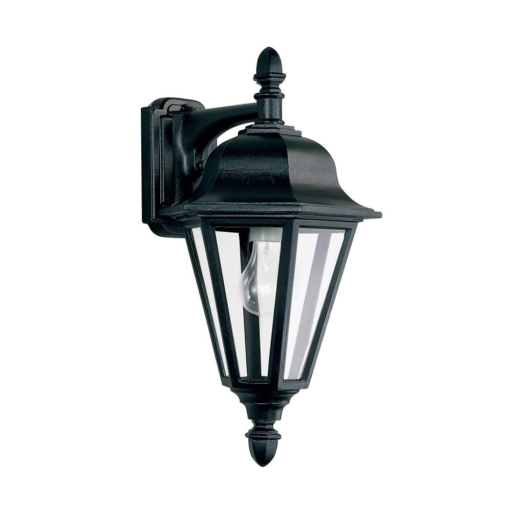 Sea gull lighting 8825 12 at sea gull lighting store traditional sea gull lighting 8825 12 one light outdoor wall lantern aloadofball Gallery